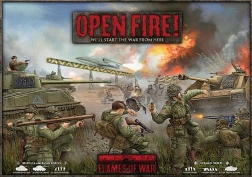 Open Fire Стартовый Набор - фото 32178
