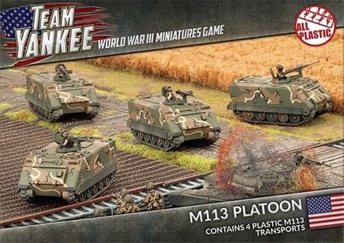 M113 Platoon (Plastic) - фото 32214