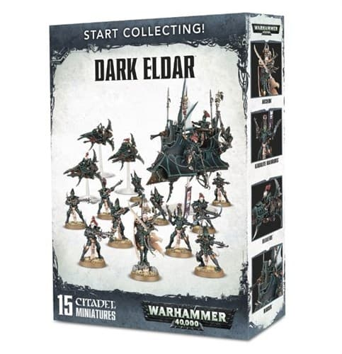Start Collecting! Dark Eldar - фото 32299