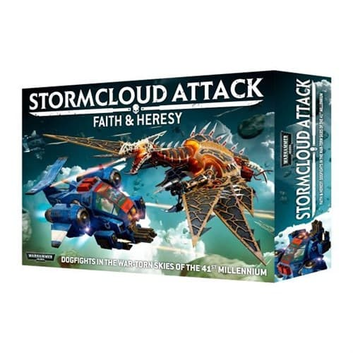 Stormcloud Attack: Faith & Heresy (Eng) - фото 32358