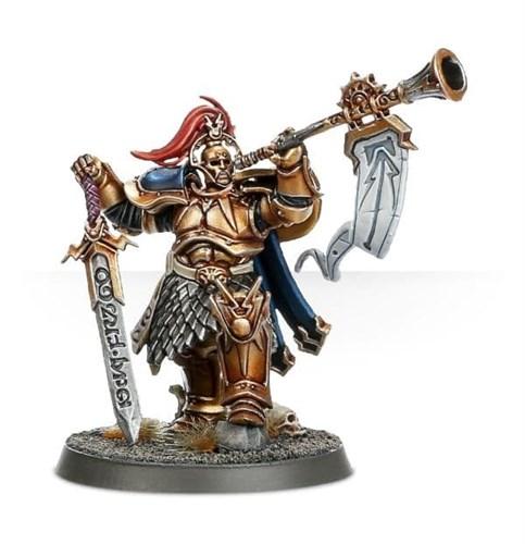 Stormcast Eternals Knight-Heraldor - фото 32405