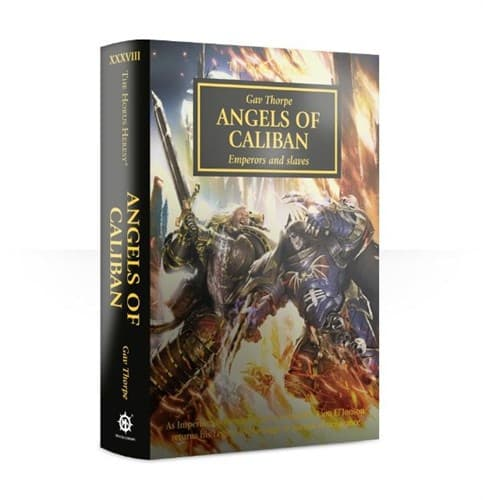 Horus heresy: angels of caliban (a5 hb) - фото 32419