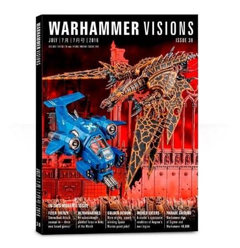Warhammer Visions 30 (English) - фото 32420