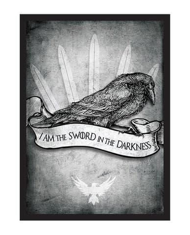 Протекторы Sword in the Darkness Double Matte - фото 32559