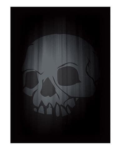Legion Supplies - Super Iconic Skull Протекторы матовые 50 штук - фото 32569