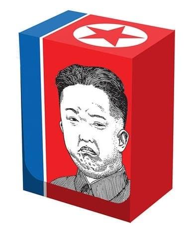 Grumpy Kim Deck Box - фото 32586