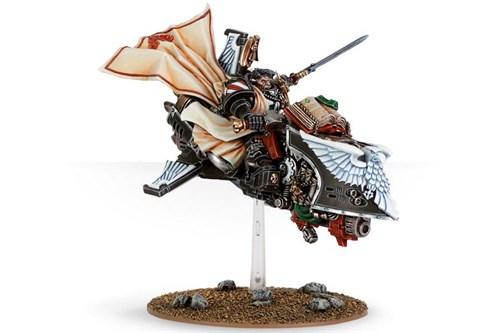 Саммаэль, магистр Рэйвенвинг (Sammael Master of the Ravenwing) - фото 32599
