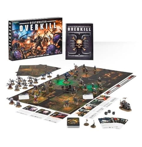 Deathwatch Overkill (English) - фото 32604
