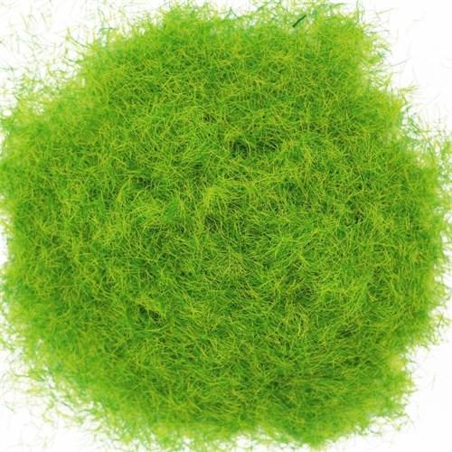 Трава зеленная весенняя светлая 3 мм - фото 32732