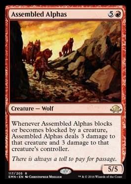 Assembled Alphas - фото 33476