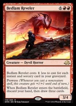 Bedlam Reveler - фото 33478