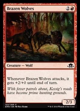 Brazen Wolves - фото 33488