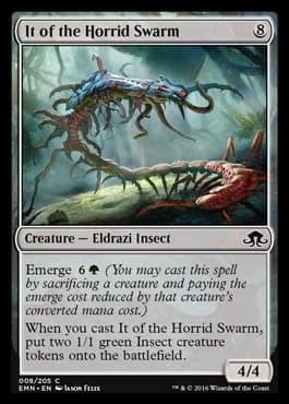 It of the Horrid Swarm - фото 33563