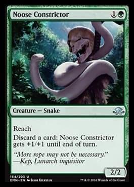 Noose Constrictor - фото 33585