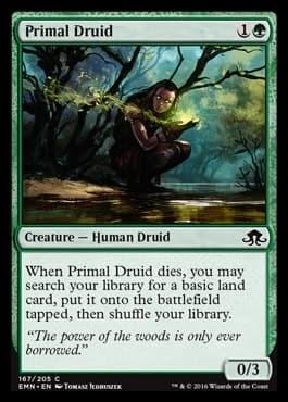 Primal Druid - фото 33593