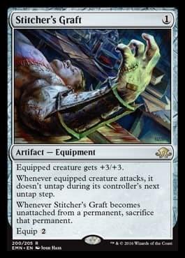 Stitcher's Graft - фото 33622