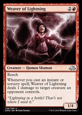 Weaver of Lightning - фото 33649