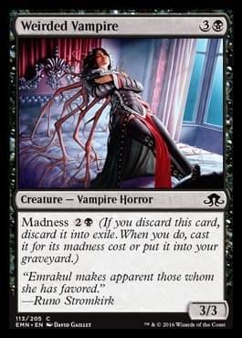 Weirded Vampire - фото 33650