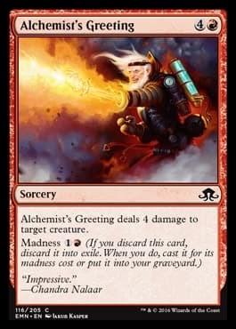 Alchemist's Greeting - фото 33844