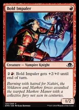 Bold Impaler - фото 33852