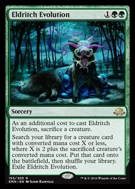 Eldritch Evolution - фото 33890