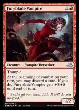 Furyblade Vampire - фото 33905
