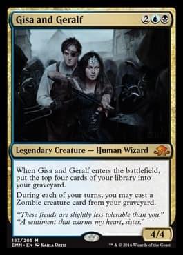 Gisa and Geralf - фото 33912
