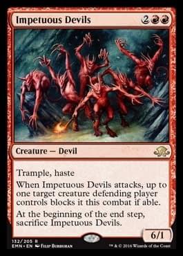 Impetuous Devils - фото 33924