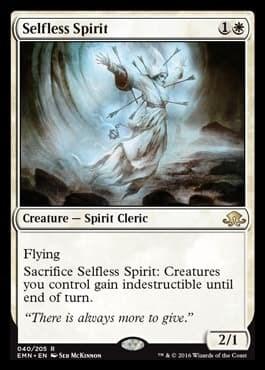 Selfless Spirit - фото 33973