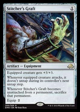 Stitcher's Graft - фото 33991