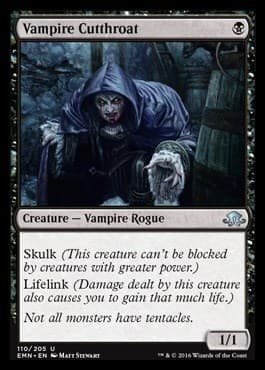 Vampire Cutthroat - фото 34014