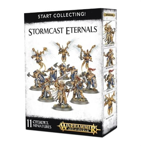 Start Collecting! Stormcast Eternals - фото 34211