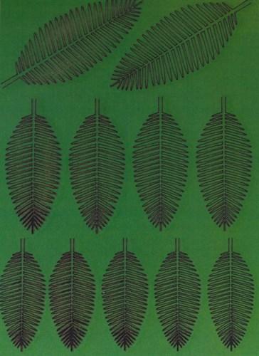 Лист кокосовой пальмы L - фото 34239