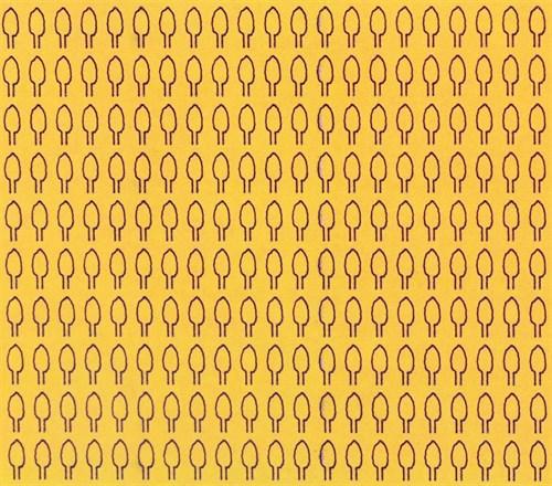 Лист Овальный M (420 Штук 1,8*3,1 Мм) Осень - фото 34419