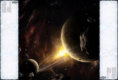 """Игровое поле для Star Wars """"Космос 1"""" - фото 34476"""