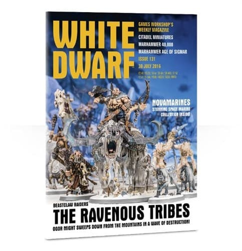 WHITE DWARF WEEKLY 131 (ENGLISH) - фото 34497
