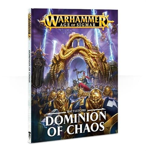 Battletome: Dominion Of Chaos (Hb) Eng - фото 34501