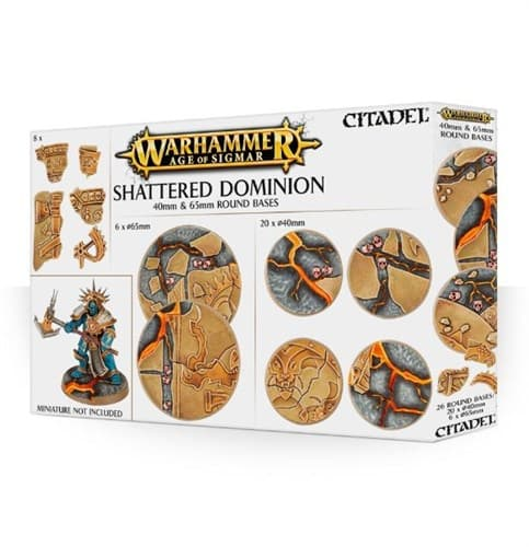 Aos: Shattered Dominion: 65 & 40mm Round - фото 34513