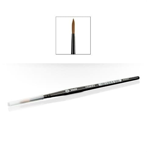 Citadel Medium Shade Brush (3-Pack) - фото 34645