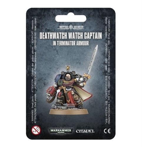 Deathwatch Watch Capt./terminator Armour - фото 34840