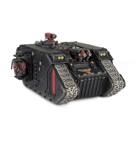 Deathwatch Land Raider - фото 34878
