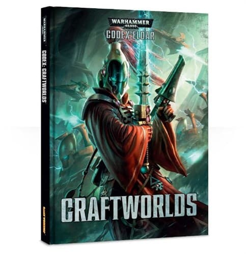 Codex: Craftworlds (Softback) (English) - фото 35073