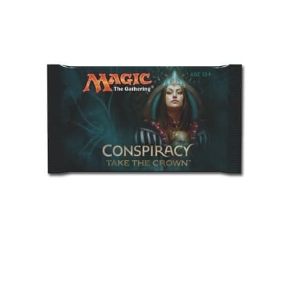 Бустер издания «Conspiracy Take the Crown» на английском языке (eng) - фото 35086