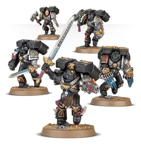 Deathwatch Vanguard Veterans - фото 35101