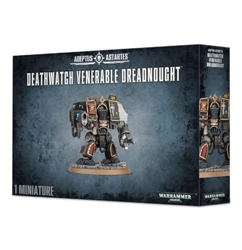 Deathwatch Venerable Dreadnought - фото 35117