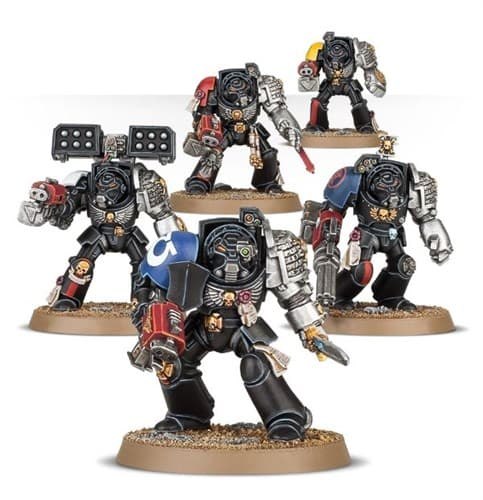 Deathwatch Terminators - фото 35118