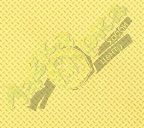 1/35 Пластина с рифленой поверхностью №7 - фото 35130