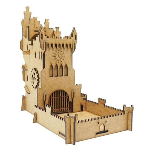 Башня для бросания кубиков (Dice Tower). Старый замок - фото 35535