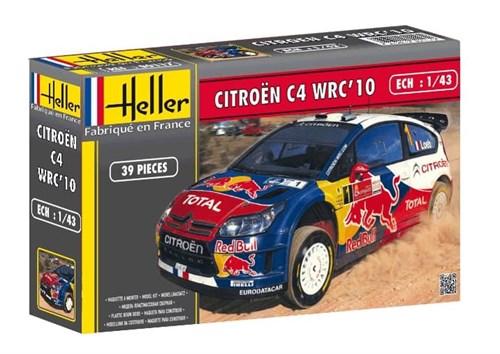 Автомобиль Ситроен С4 WRC 10