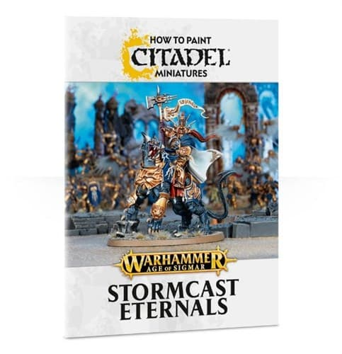How To Paint Citadel Miniatures: Stormcast Eternals - фото 35592